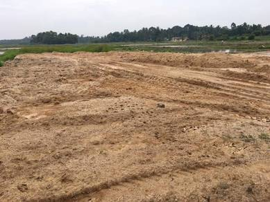 Tanah 340 depa di Perol Jajahan Kota Bharu