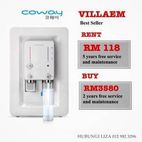 Penapis Air Coway Villaem New4