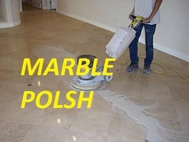 Marble polish and Terazoo grinding polishing BUKIT