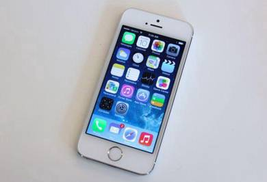 Iphone 5s termurah 32gb storange secon