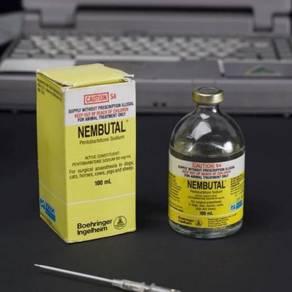 Buen líquido polvo y comprimidos de Nembutal
