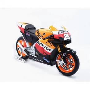 Maisto 1:10 2014 Honda #26 MotoGP Diecast Motor