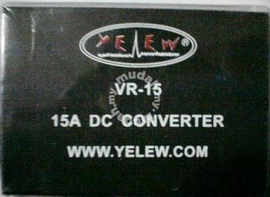 Lorry converter dc 24v to 12v power inverter