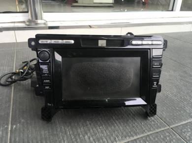 Mazda CX-7 original japan dvd player