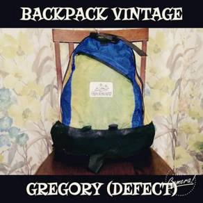 Backpack Vtg Gregory (Defect)