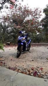 Yamaha lc 135 5s v3
