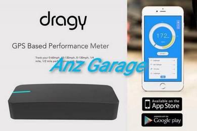 Dragy GPS Based Performance Meter Timer