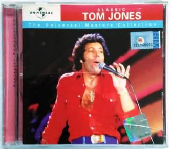 CD TOM JONES Classic Universal Masters Collection