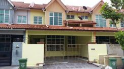 Double Storey Intermediate Lot at Indera Mahkota 8
