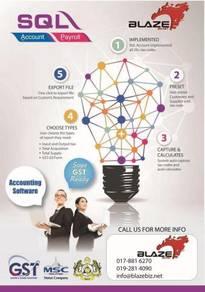 Sistem Perakaunan SQL ( SQL Accounting system )