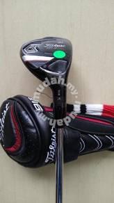 Titleist 913H Golf Hybrid 4 Steel Stiff