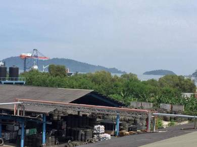 Sepanggar Warehouse For Sale