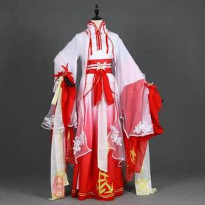 Kimono cosplay costume dress medieval RBC0025