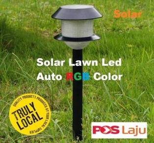 Solar Lawn Light Solar Panel ABS IP44 Waterproof