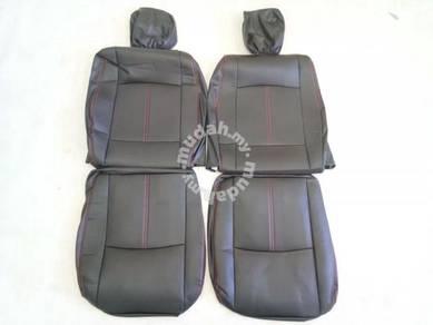 Cover Seat Kusyen Kulit PVC Perodua VIVA - BARU
