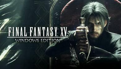 Final Fantasy XV Window Edition Pc