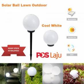 Solar Garden Ball Light Solar Powered Lawn Lamp
