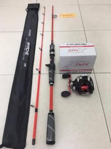 Seahawk Xpuyu Japan Casting Fishing Rod Reel OFFER