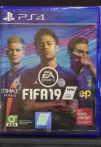NEW SEALED PS4 GAME Fifa 2019 Fifa 19