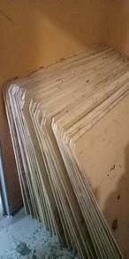 Kayu plywood keping