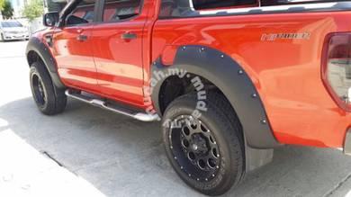 Mitsubishi triton fender arch flares flare ori abs