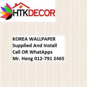 PVC Vinyl Wall paper with Expert Install 51QX