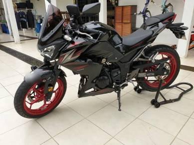 Kawasaki Z250 Mfg Year 2016