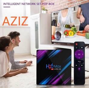 Saving Android Box H96 tx3 tv box 4k tx6 Max