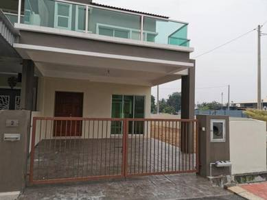Corner 2sty House, Taman Tasek Harmoni, pearl city