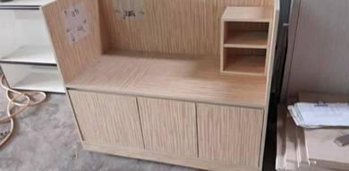 Wood roda stall