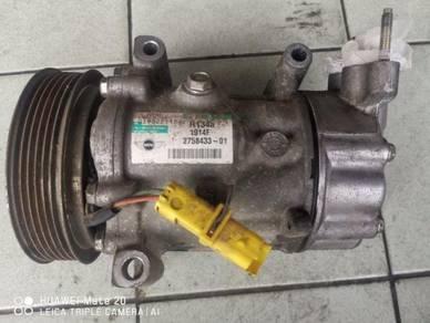 Mini cooper s r56 r55 clubman aircond compressor