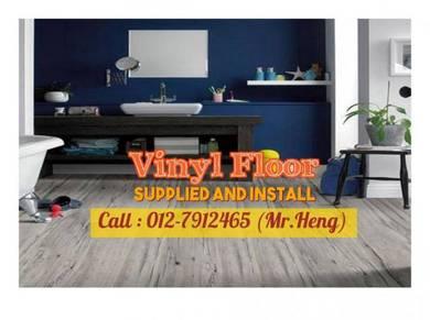 Simple and Easy Install Vinyl Floor 78YL