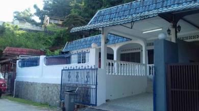 Semi D Single Storey House Jalan Temiang