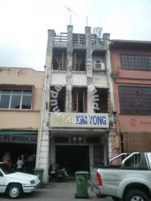 Shophouse at main bazaar- Kuching