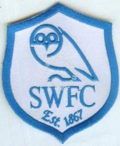 Sheffield Wednesday England Premier League Patch