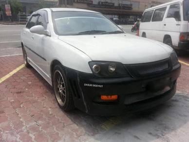 Front Bumper Proton Waja Evo 7