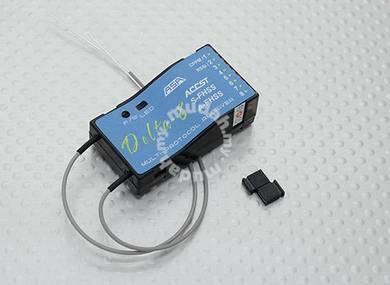 FrSky Delta 8 2.4Ghz 8CH Multi-Brand Receiver D8/V