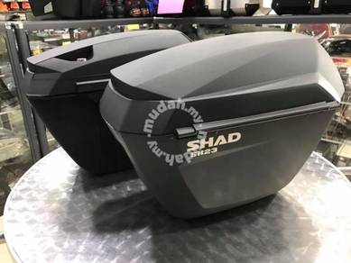 Shad Side Case Box SH23 ~ Kawasaki Vulcan S 650