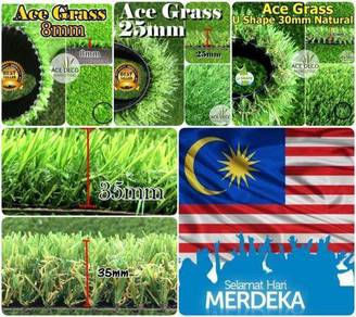 BIG SALE Artificial Grass / Rumput Tiruan Carpet01