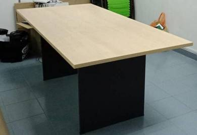 Rectangular Confference Office Meeting Table 6 ft