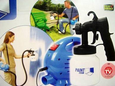 TG007 - Paint Zoom Elektrik cat spray