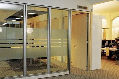 Office Partition Glass Aluminium | Ceiling Door Ag