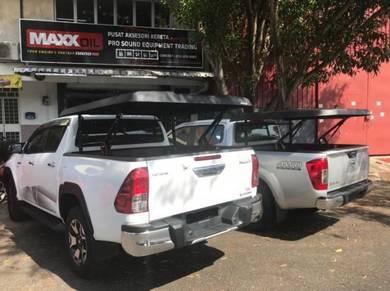 Aeroklas 90 Degree Motorised Deck Cover Rocco/Revo