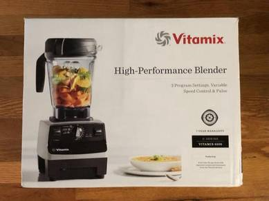 Vitamix C-Series 6500 Platinum Blender VM0102D 3 s
