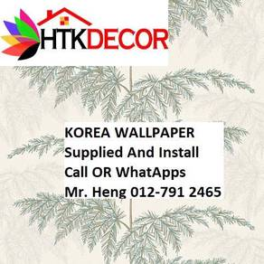 Simple Design With Wall paper with Install W412Y