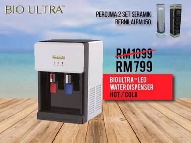 Penapis Air water filter Dispenser Bio ULTRA LEO