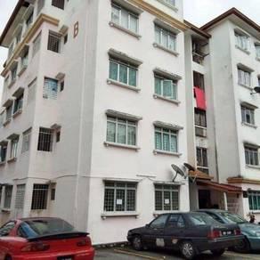(GOOD FOR INVEST) Apartment Seri Melati Bandar Sri Putra BELOW MARKET