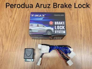 Perodua aruz brake lock system