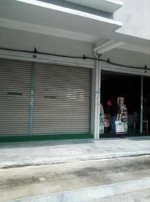 Single Storey Medan Niaga Kuala Selangor Shop Lot for Rent