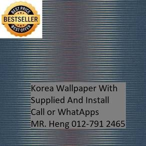 Classic wall paper with installation 73JK